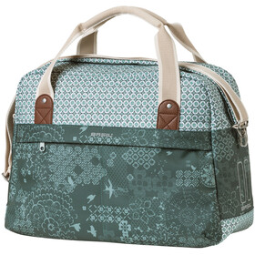 Basil Bohème Luggage Pannier Bag 18l forest green